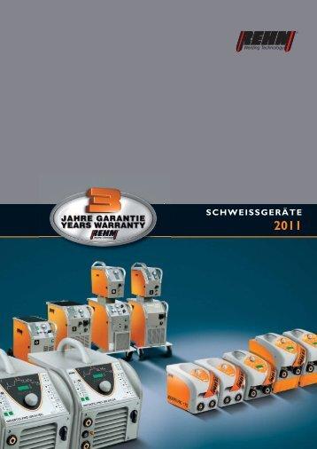 synergic.pro2® 500-4 - Rehm Schweißgeräte
