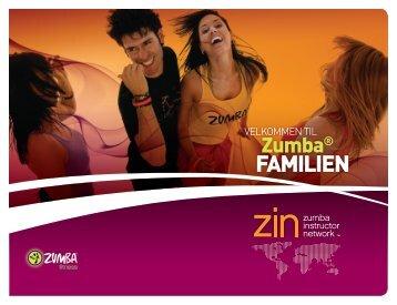 FAMILIEN - Zumba