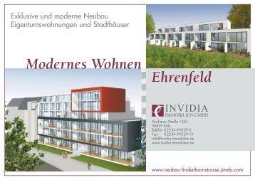 Grundrissbeispiel Stadthaus - Invidia Immobilien