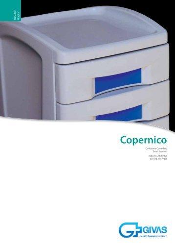 Copernico Collezione comodini - Givas