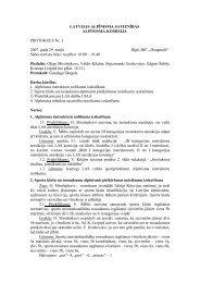 Nr.3 29.05.2007. - Latvijas Alpīnistu savienība