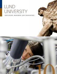 research - Lund University - Lunds universitet