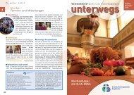 Musik am Sonntag 2011 - Kirchengemeinde Bargteheide