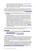 Praktische Tipps - Jugendinformationszentren der DG - Page 7