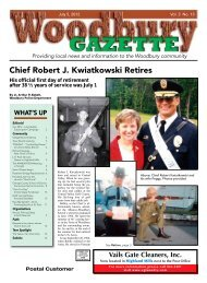 to view the July 5, 2012 issue. - Woodbury Gazette