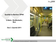 3. Quartal 2011 - Center Nahverkehr Berlin