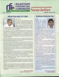 RFC New Letter January to March 2013