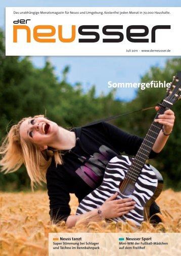 Juli 2011 - Der Neusser