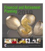 Financial Retirement Living - DCMilitary.com