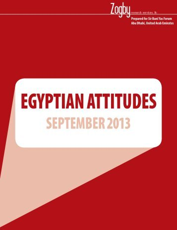Egypt October 2013 FINAL
