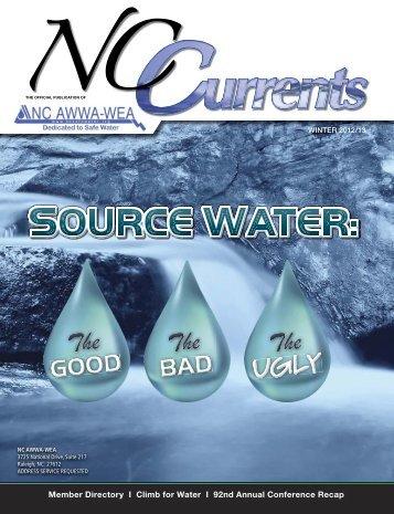 NCC_Winter2013_Final - Public Documents - NC AWWA-WEA
