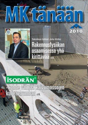 MK tänään 2010 (3.6 MB) pdf - Muottikolmio Oy