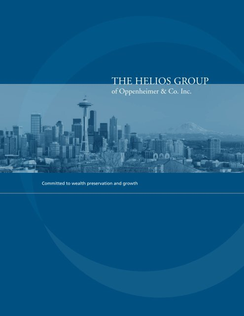 helios group oppenheimer investments