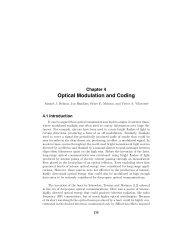 Optical Modulation and Coding - DESCANSO - NASA