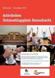 Activiteiten Ontmoetingsplein Barendrecht - Laurens