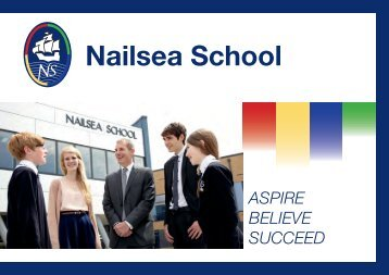 Nailsea School Prospectus - Eteach
