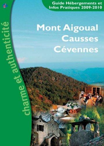 Guide Hébergements et Infos pratiques 2009-2010 - Causses ...