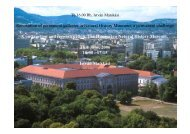 Renovation of permanent galleries in Natural History ... - Technopolis