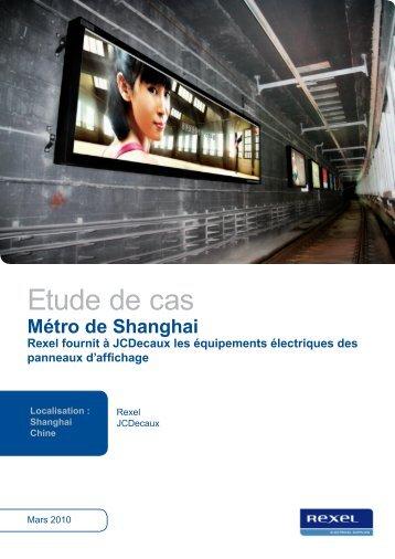 Télécharger l'étude de cas (pdf - 1,2 Mo) - Rexel