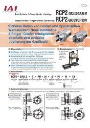 Greifer - Linearachsensysteme - Schlüter Automation und Sensorik ...