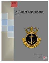 NL(8) - The Navy League of Canada
