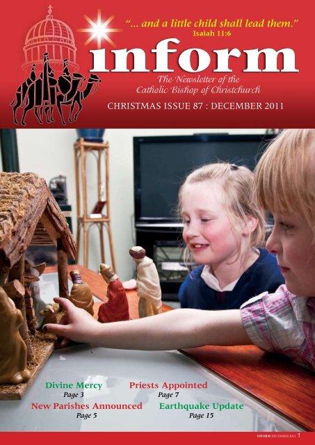 Inform 87.pdf - Catholic Diocese of Christchurch