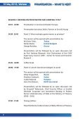 PRIVATISATION – WHAT'S NEXT 13 May 2013 - CASE - Page 6