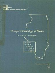 Drought climatology of Illinois. - Illinois State Water Survey