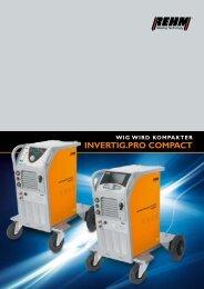INVertIG.pro compact - Rehm GmbH  u. Co KG