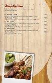 Abendkarte - Orient Expresso - Seite 4