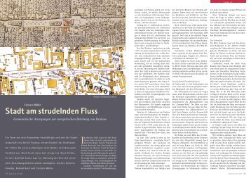 Stadt am strudelnden Fluss - Hagia Chora Journal