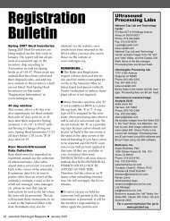 Registration Bulletin - Red Angus Association of America