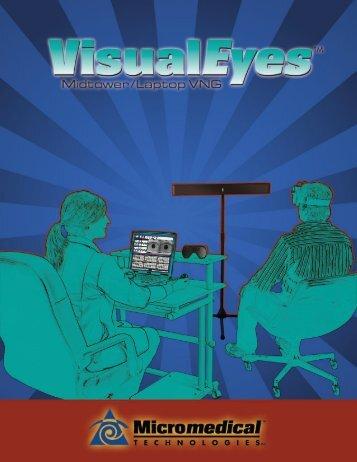 VisualEyes Laptop Brochure - Northeastern Technologies Group