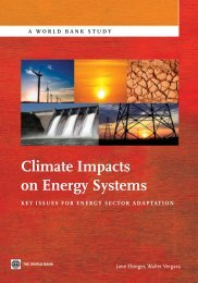 Key Issues for Energy Sector Adaptation - India Environment Portal