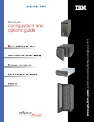 configuration and options guide - IBM Quicklinks