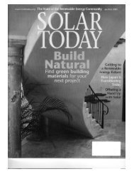 Solar Today - Debenham Energy, LLC