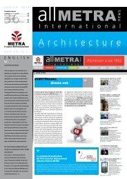 Edizione n. 36 (Architetti)