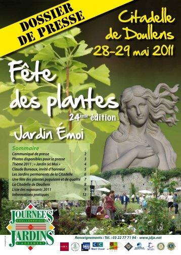 Citadelle de Doullens - Jardinot - Le jardin du cheminot