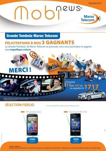 MERCI ! 1717 - Maroc Telecom