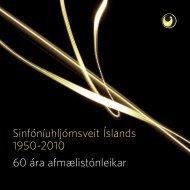 Afmælistónleikar - Mahler nr. 2 - Sinfóníuhljómsveit Íslands