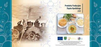 Produkty tradycyjne Śląska Opolskiego - KSOW