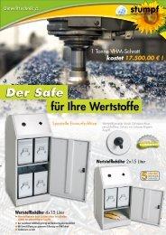 Umwelttechnik - Stumpf Metall GmbH & Co. KG