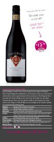 Winemaster's Selection February 2009 - Red - The Wine Society - Page 4