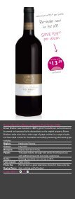 Winemaster's Selection February 2009 - Red - The Wine Society - Page 7
