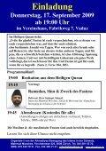 Der neunte Monat im islamischen Kalender Informieren Sie sich ... - Seite 2