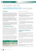 vochtschermen écran pare-vapeur - Magazines Construction - Page 6