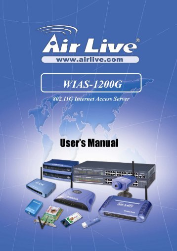WIAS-1200G - AirLive