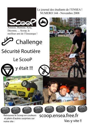 Challenge - Scoop - Free