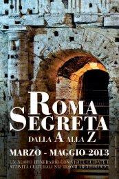 programma - Comune di Roma