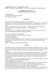 Consiglio di Stato, sez. IV, 10 maggio 2012, n. 2723 ... - Ediltecnico